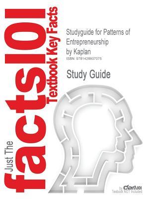 Patterns of Entrepreneurship By Kaplan